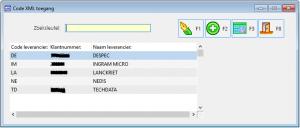 XML / FTP koppeling